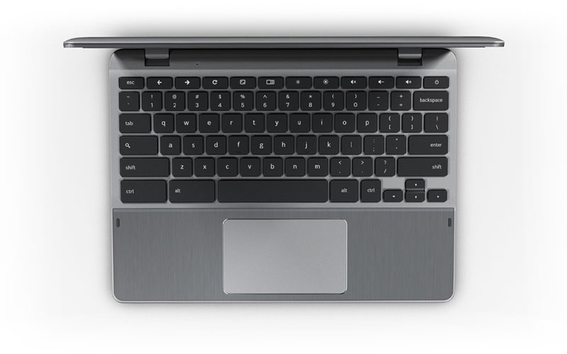 Chromebook 550 keyboard