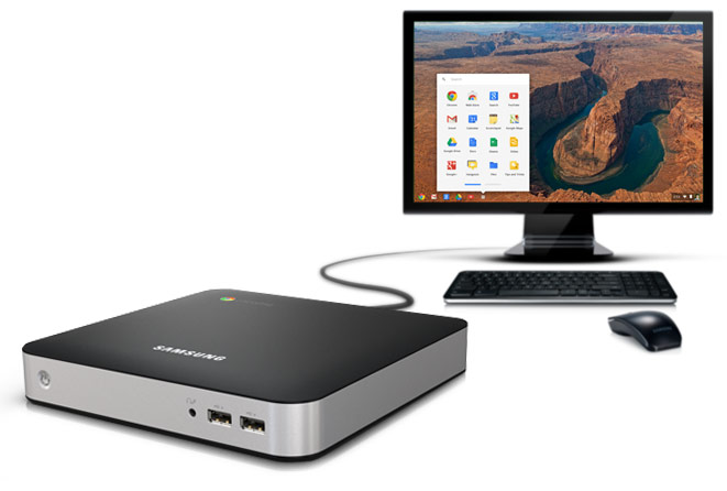 Chromebox overview