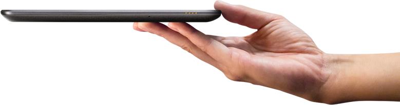Google Nexus 7 hand