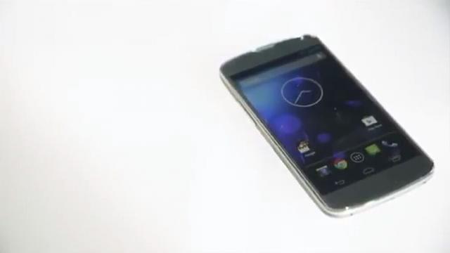 Nexus-4-white (Белый Nexus 4)