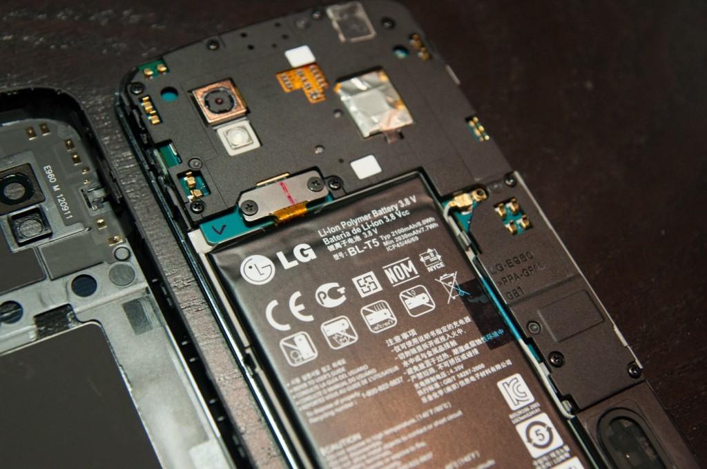 Аккумулятор Nexus 4