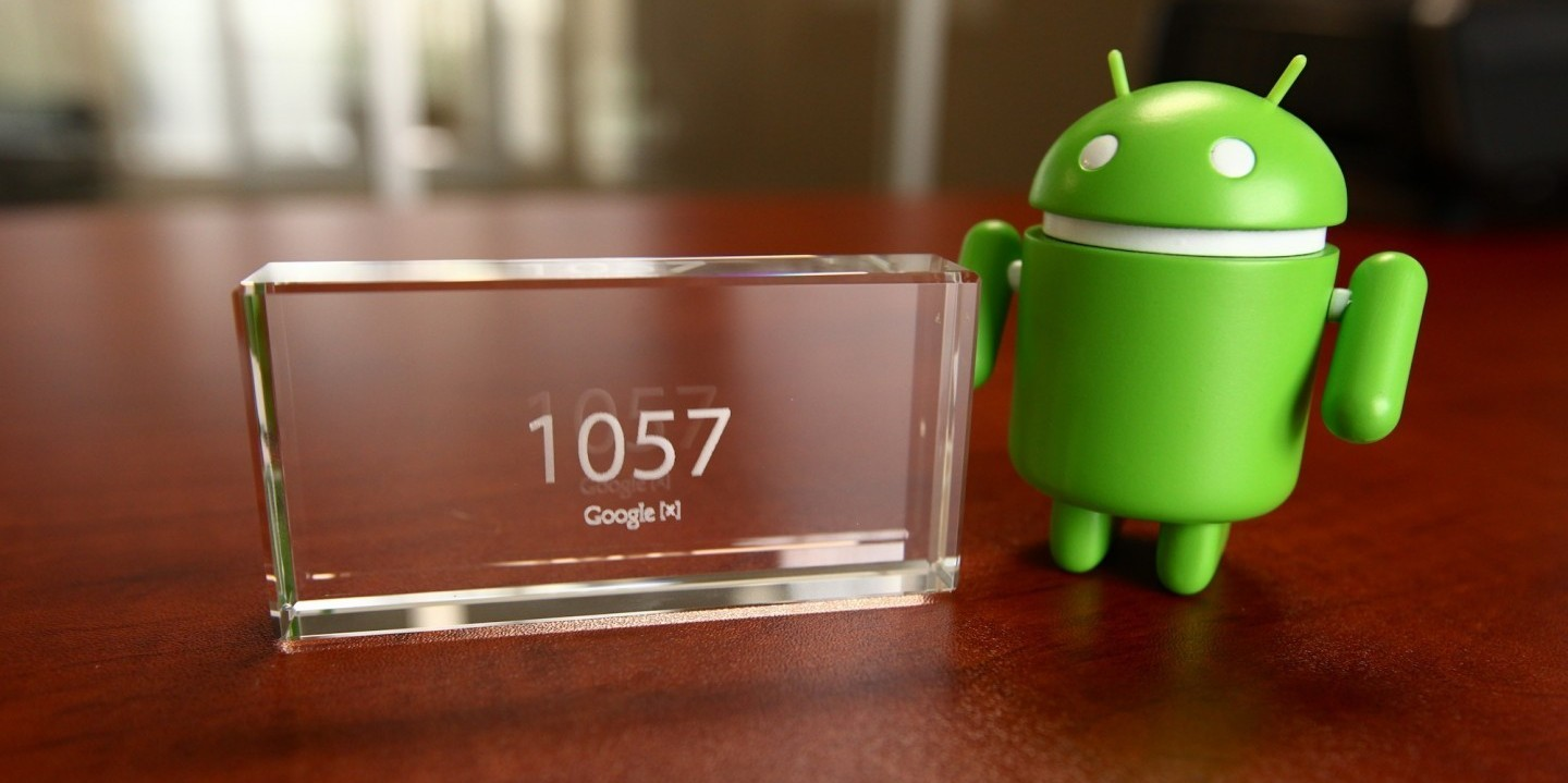 google glass android