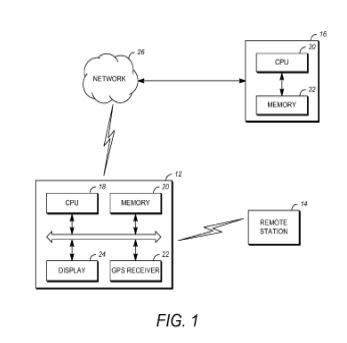 Google GPS patent 2