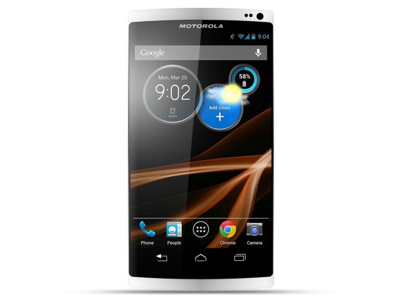 Motorola X Phone render