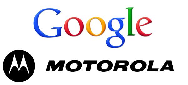 Google-Motorola Logo