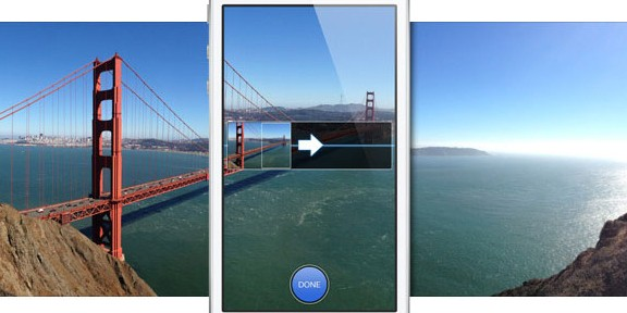 panorama iOS