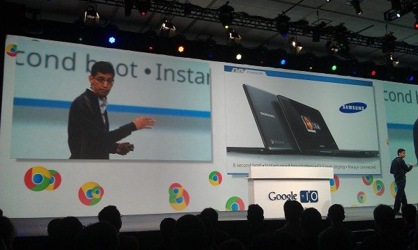 Chromebook launch