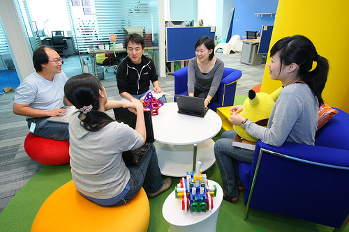 Офис Google в Тайване