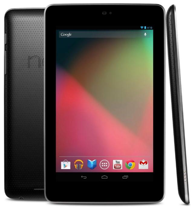 nexus 7 android 4.1.0