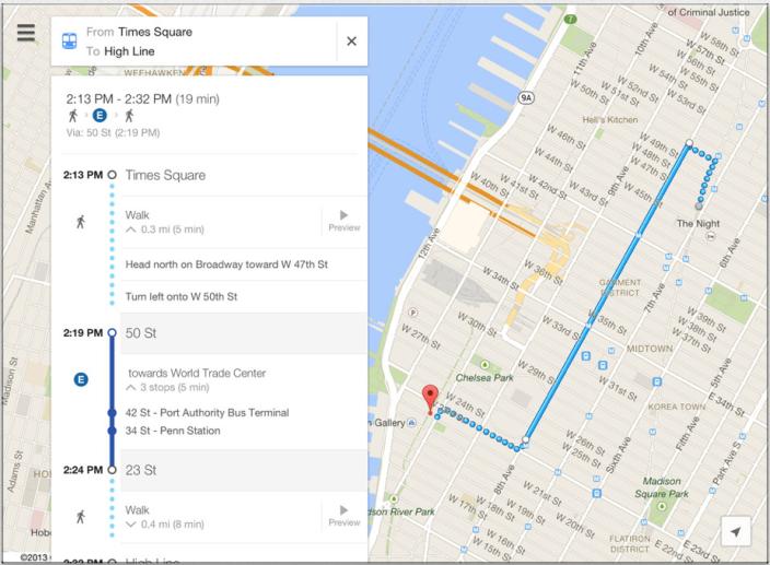 Google Maps 2.0 iOS