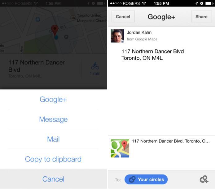 Maps iOS 2.2.0