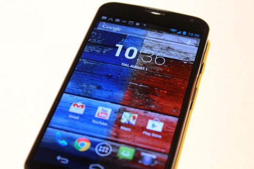 X Phone | PureGoogle.ru