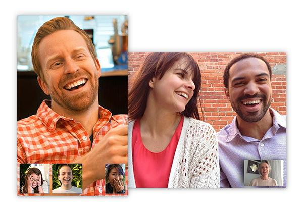 google hangouts hd video calls