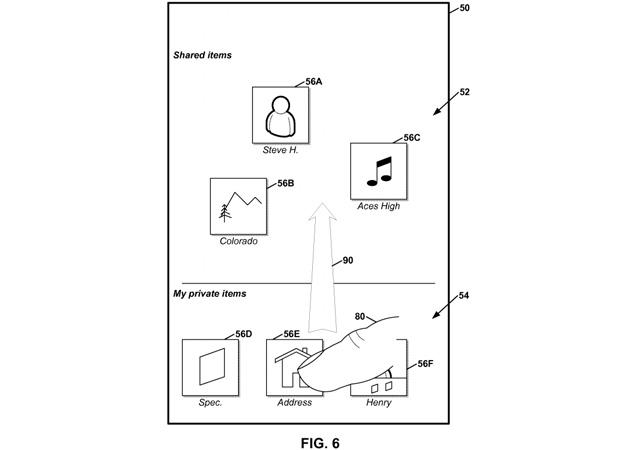 google public sharing patent