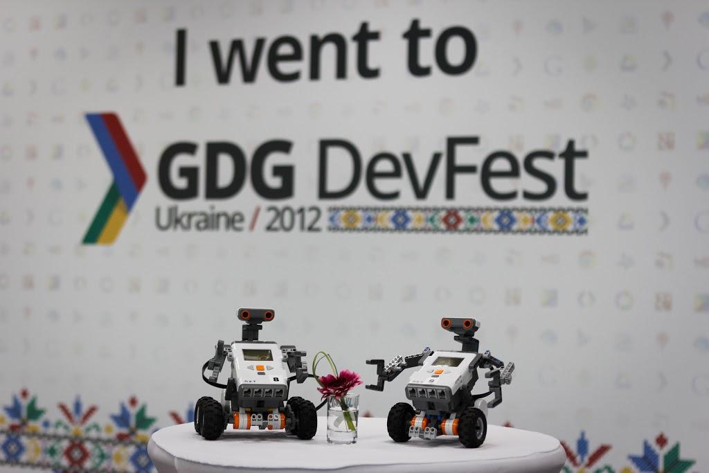 GDG DevFest Ukraine 2012