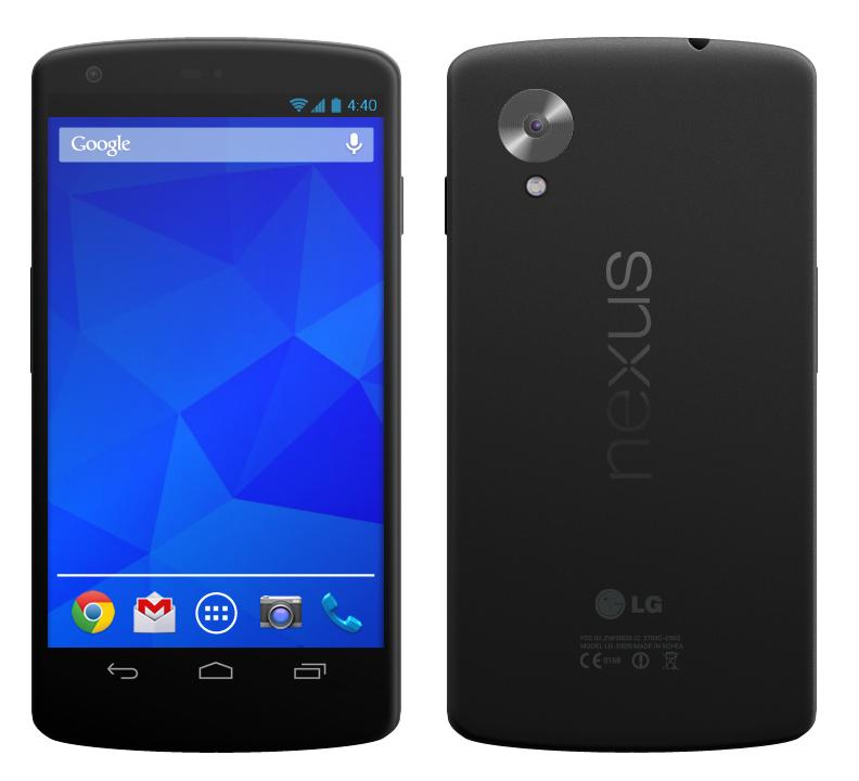 New LG Nexus
