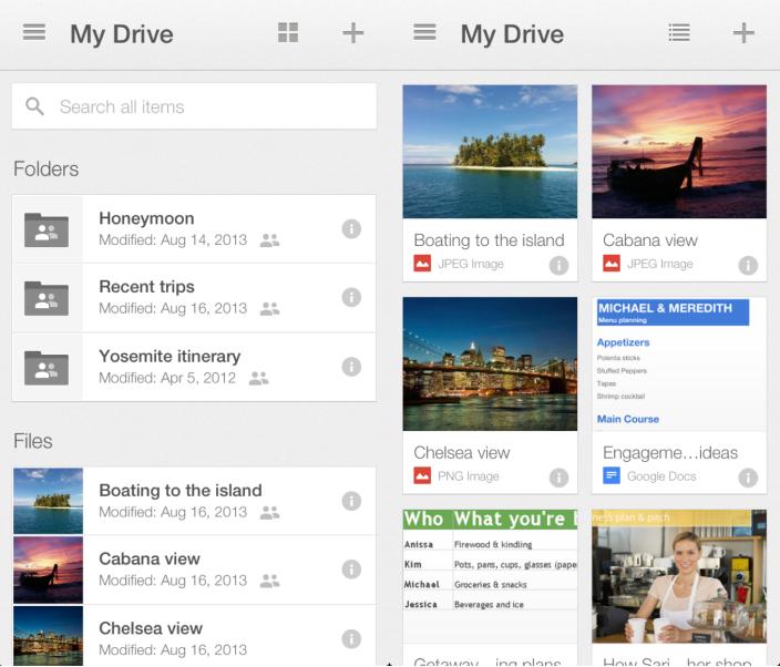 drive iOS