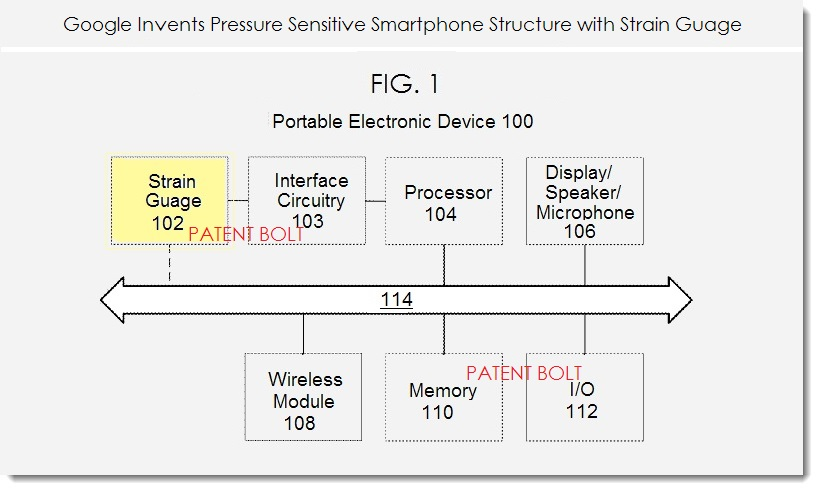 Google patent ten