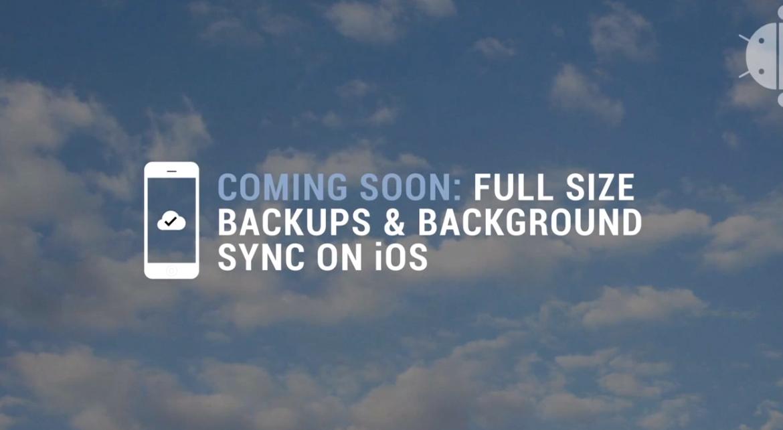 backups ios