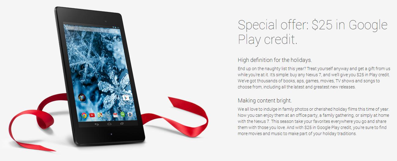 Nexus 7 25