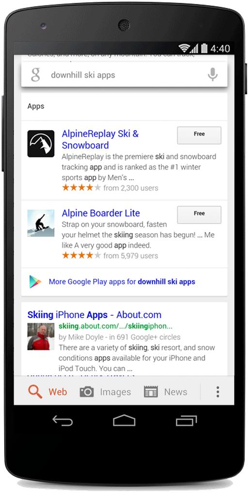 Calypso App Search