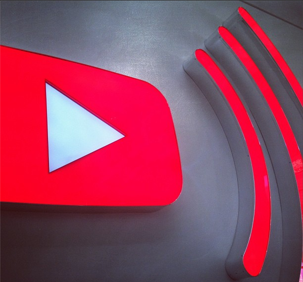 YouTube photo logo