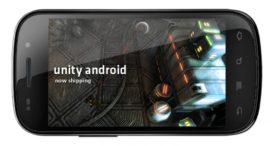 unity android