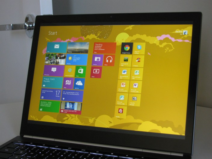 windows 8 on chromebook