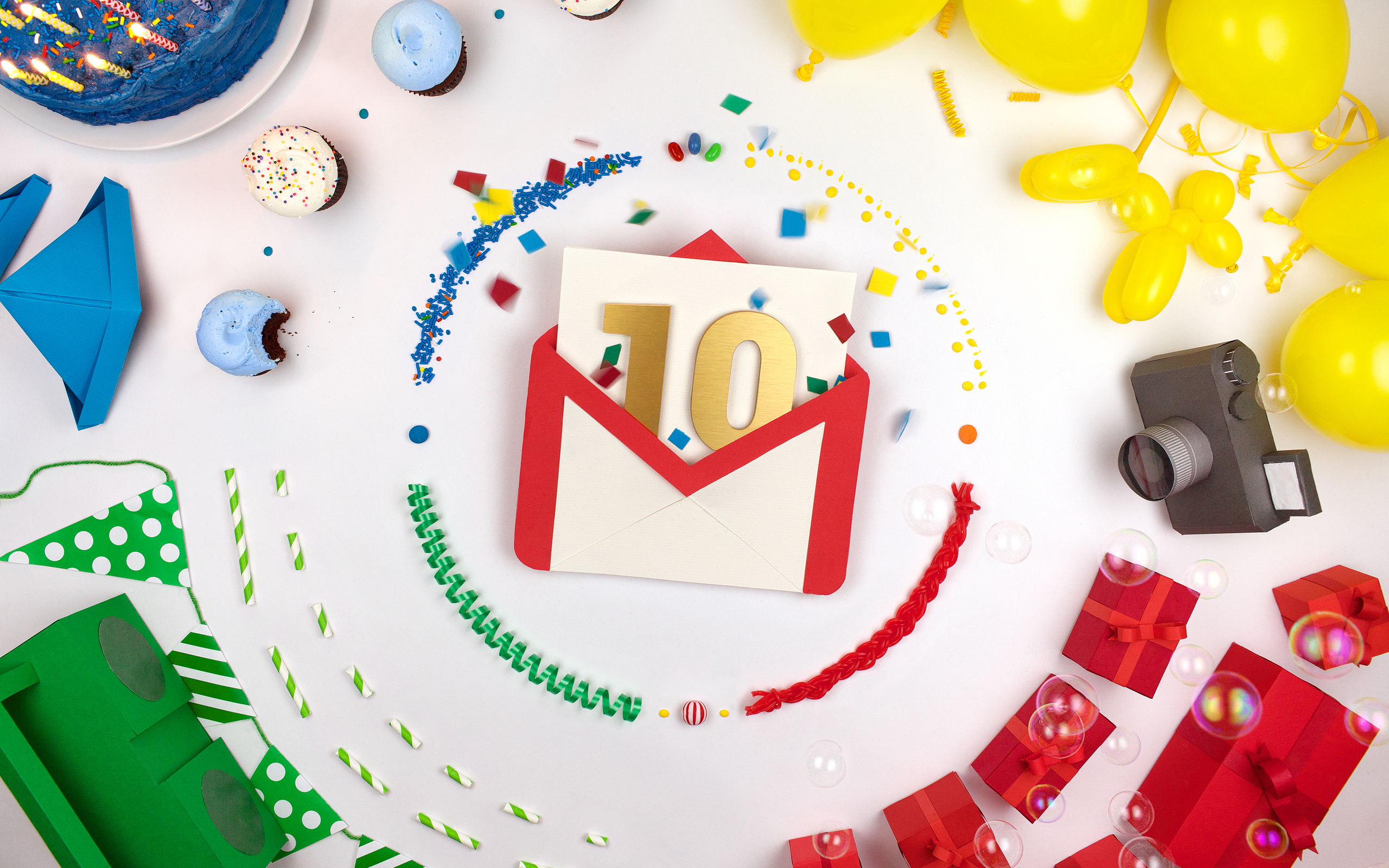 10 gmail