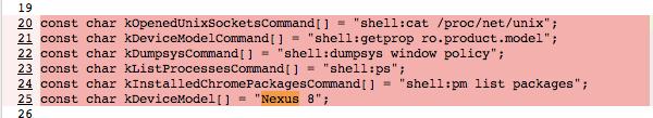 Chromium Nexus 8