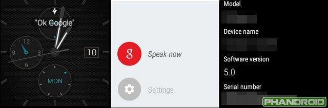android wear 5.0 lollipop 4