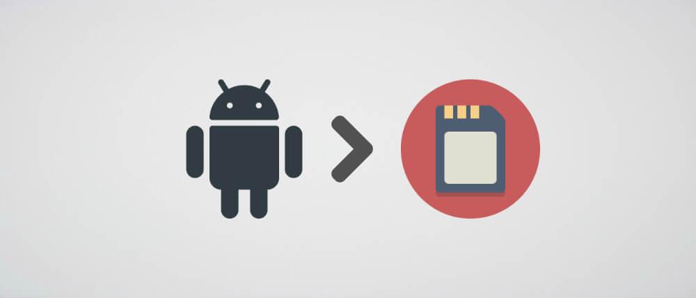 перенос приложений android