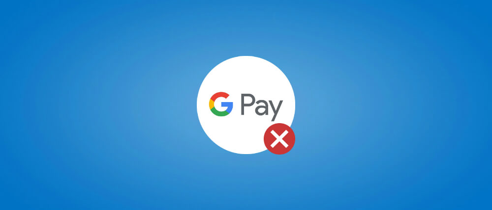 google pay не работает